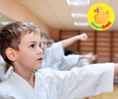 Beneficiile artelor martiale pentru copiii cu ADHD