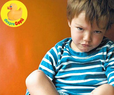 Cum tinem in frau simptomele copilului cu ADHD?