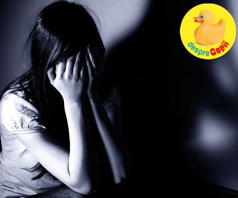 Depresia la copilul adolescent: simptome si faze