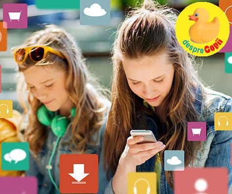 Este adolescentul tau dependent de smartphone?