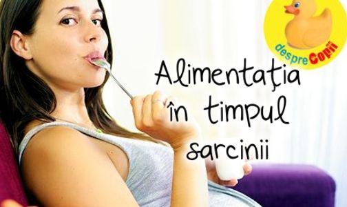 Alimentatia in timpul sarcinii: ghid complet width=