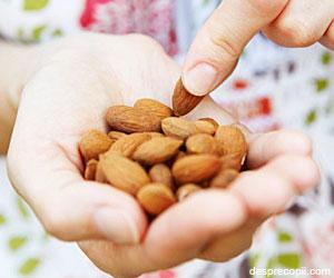 Consumul de nuci si alune in timpul sarcinii