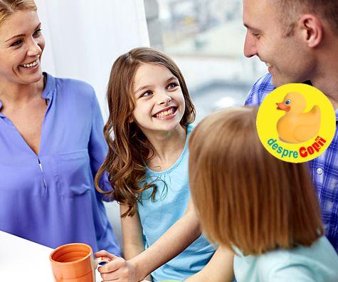 Creeaza legaturi si amintiri intre tine si copiii tai: 9 idei eficiente