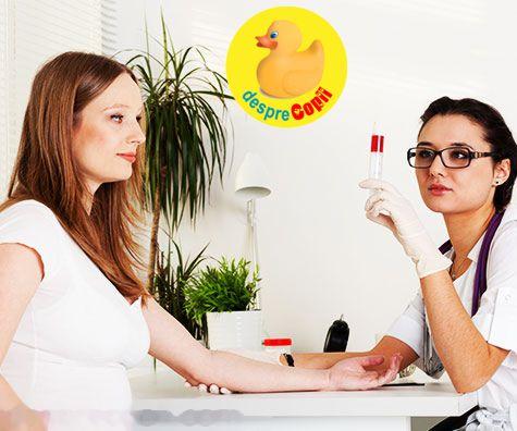 Sunt analizele medicale din timpul sarcinii gratuite chiar si pentru femeile care nu au platit cotizatia la CNAS?