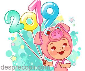 Nume de fete 2019 - Anul Porcului