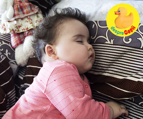 Somnul copilului: asteptari realiste intre 0-5 ani