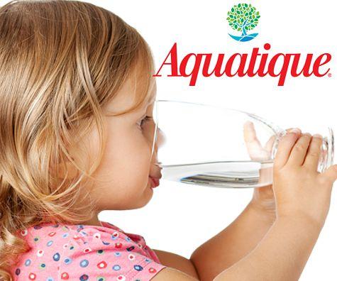 Aquatique, 10 ani de cresteri spectaculoase si cea mai buna apa pentru apa si bebelusi