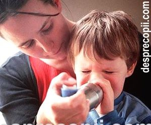 Astmul la copil