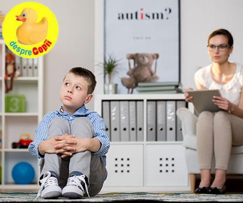 Un copil foarte inteligent sau autist - ce este copilul tau?