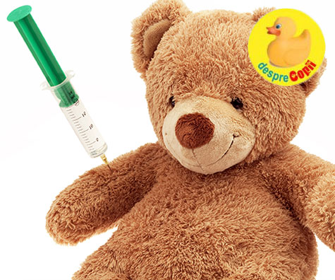 Vaccinul pentru rujeola, oreion si rubeola (ROR) nu provoaca autism: studiu nou confirma