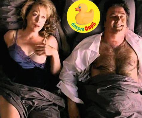 8 lucruri trasnite pe care barbatii le cred despre sex...