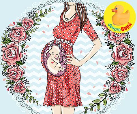 9 lucruri care iti fac bebelusul fericit in burtica