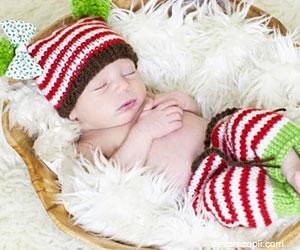 Bebelusii lui Mos Craciun
