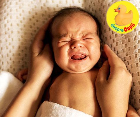 Plansul bebelusului ofera indicii despre dezvoltarea vorbirii sale
