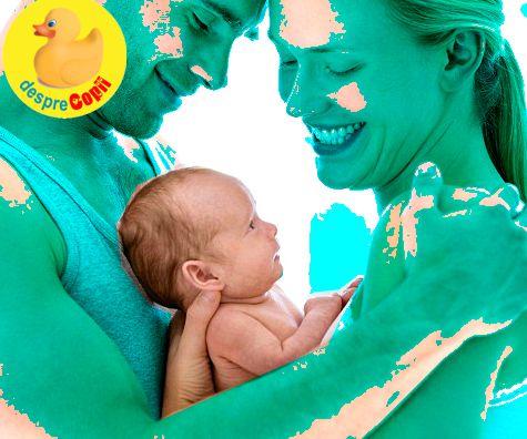 Este imposibil sa rasfeti un bebelus
