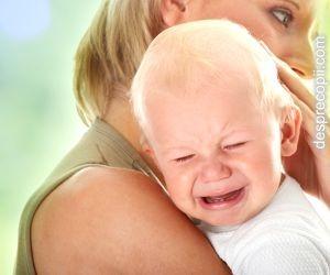 Boli ale bebelusului care se manifesta cu voma