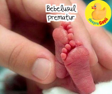 Bebelusul prematur