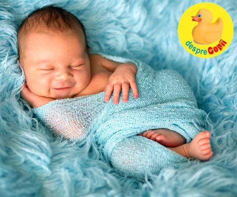 Bebelusul tip SOMNORILA