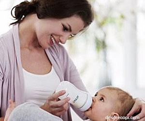 Biberoanele de la Philips AVENT, solutia pentru bebelusi fericiti si fara colici