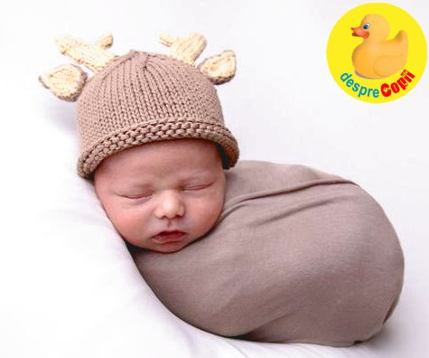 Caciulita bebelusului nou nascut, de ce e importanta si cum o alegem