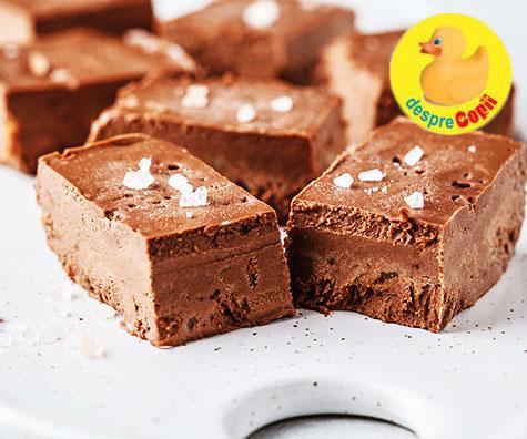 Ciocolata de casa: 6 retete numai bune de incercat in aceste zile :)