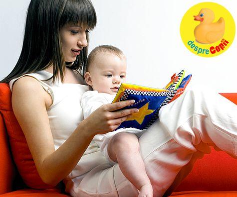 Cum citim bebelusului: tehnici pentru succes