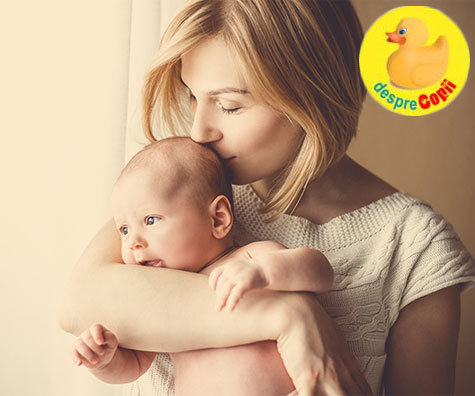 Legatura dintre colici si alimentatia mamicii