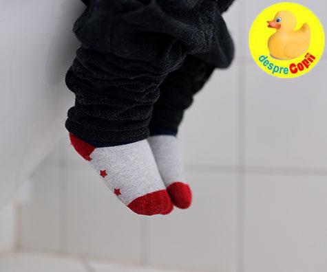 Constipatia copilului - de ce apare si cum o tratam?