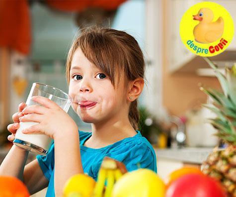Vitamine si suplimente alimentare pentru copii (P)