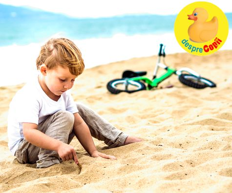 Copilul echilibrat: 9 sfaturi pentru parinti