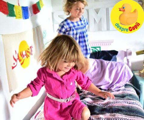 Copilul hiperactiv: simptome de luat in considerare