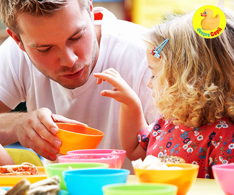 Ce invata copilul prin joaca?