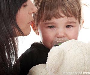 Anxietatea separarii la copil