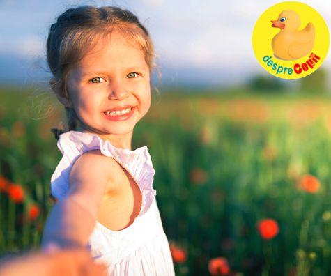Cum sa cresti un copil optimist