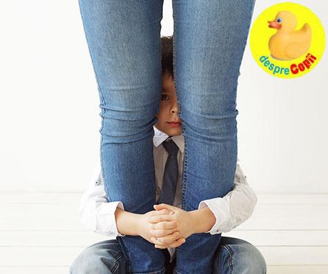 Cum ajutam un copil timid sa isi faca prieteni?