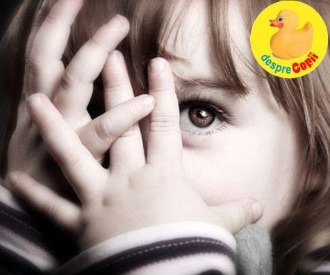 Cum ajutam un copil timid?