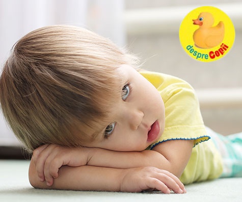 Ce facem daca avem un copil dificil?