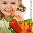 Cum stimulam copiii sa manance legume