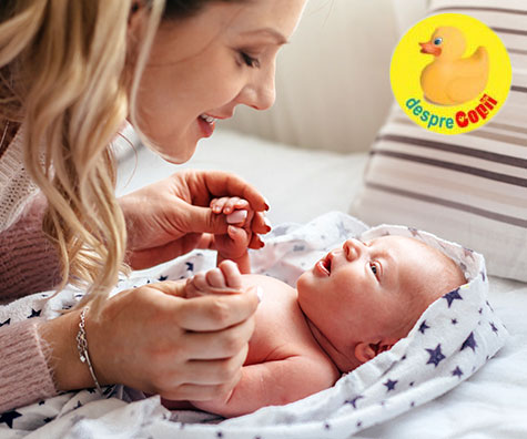 11 moduri dovedite de a-ti face copilul mai inteligent inca din bebelusie