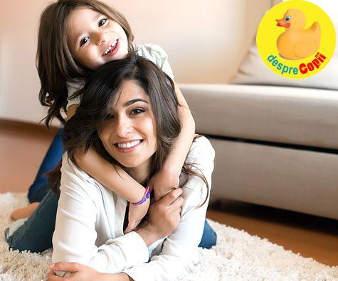 Cinci metode pozitive de a raspunde negativ copilului