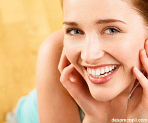 Campanie pentru adolescenti: Smile like a music star!