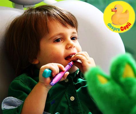 7 intrebari pentru medicul dentist pediatru si raspunsurile oferite de acesta
