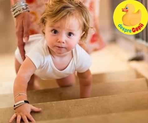 Dezvoltarea sociala si emotionala a bebelusului: parcurs si etape
