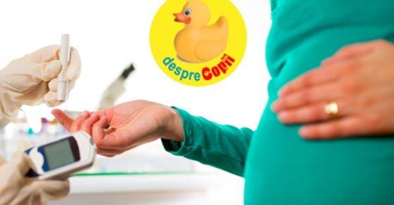 Diabetul de sarcina width=