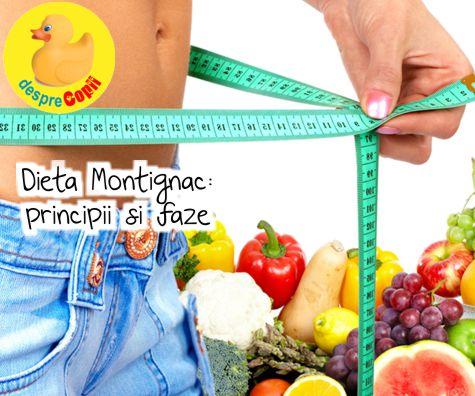 Dieta Montignac: principii si faze