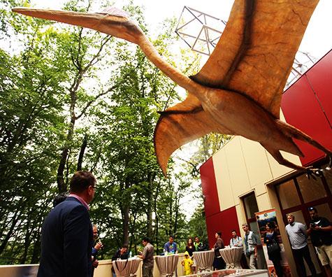 Dino Parc Rasnov, de fiecare data surprinzator