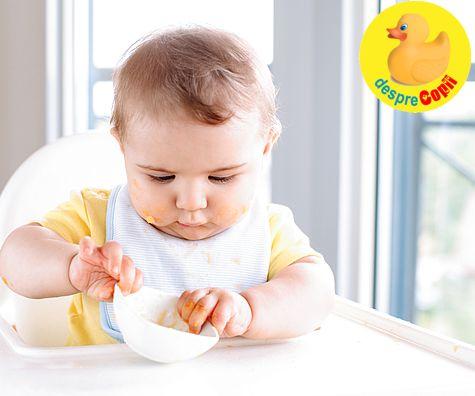 Etapele diversificarii bebelusului: cum incepem, cand evoluam si cum procedam