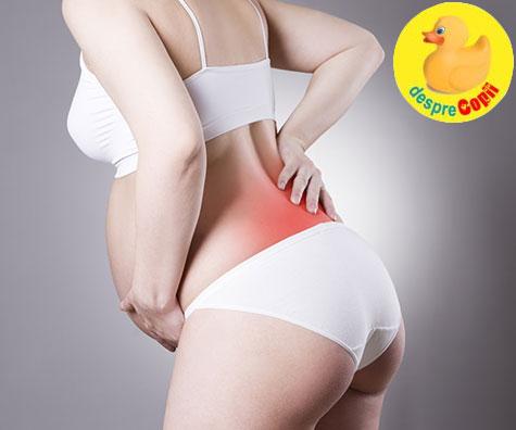 Durerea de spate este un semn al travaliului?