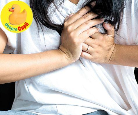 Durerile in piept la copii: cauze si raspunsuri la intrebari