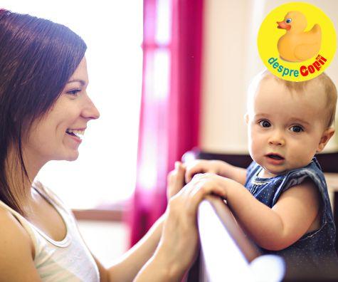 La ce varsta putem spune primul NU copilului?